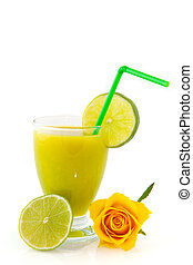 cocktail - Cocktail drink or fruit juice