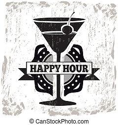 cocktail, disegno