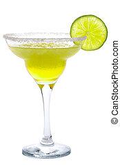 Frozen Margarita - Cocktail Frozen Margarita or Daiquiri...