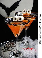 cocktail, halloween