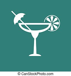 cocktail, icona