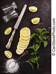 cocktail, ingredienti