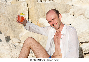 cocktail, man