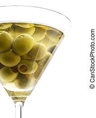cocktail, -, martini, collezione