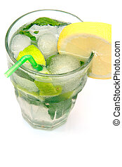 cocktail, mojito