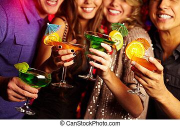 cocktail parti