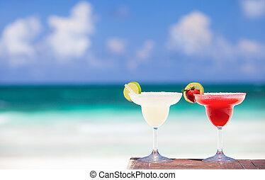 cocktaili, margarita