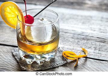 cocktails, alt gestaltet