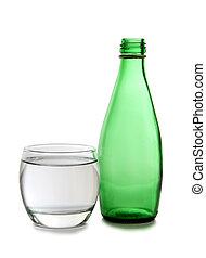 Cocktails bottle