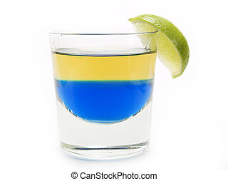 Cocktails Collection - Blue Tequila