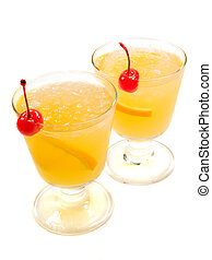 Cocktails Collection - Bronx - The cocktail is made of: 1 oz...