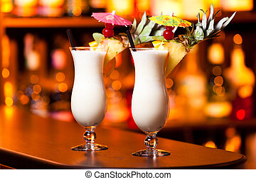 Cocktails Collection - Pina Colada