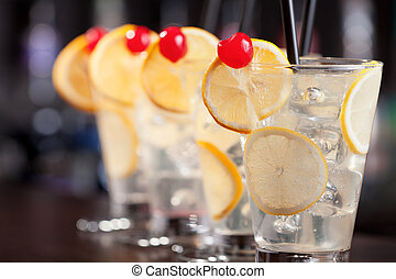 Cocktails Collection - Tom Collins - The Tom Collins is a...