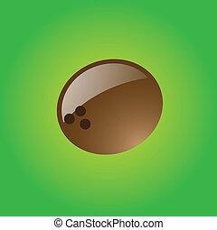 coco, experiência verde