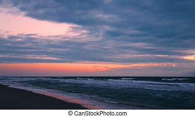 Cocoa Beach Dawn Loop