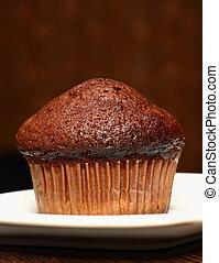 cocoa muffin