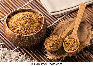Coconut palm sugar