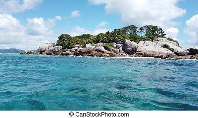 Cocos Island Seychelles