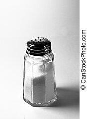 coctelera, sal