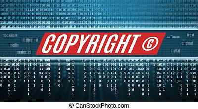 code, hintergrund, aus, technologie, text, binärer, copyright