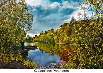 codlata, loch