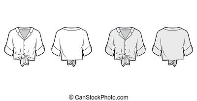 codo, puño, cuello, cuello, sleeve., moda, solapa, mellado, ...