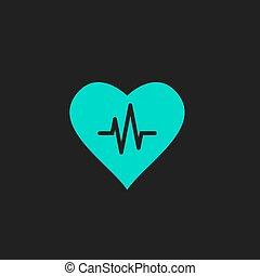 coeur, cardiogramme