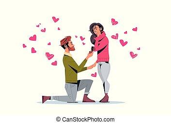 Amour de diamant et le mariage un service de matchmaking