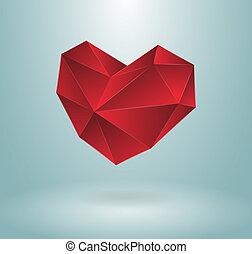 coeur, concept, conception