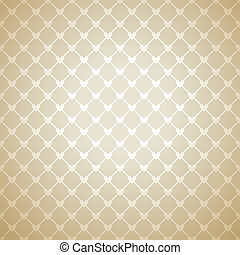 coeur, dentelle, mur, clair, ton, design., toile, tissu, confiant, pattern., texture, arrière-plan., livre, papier peint, illustration, tissu, chaud, délicat, romantique, vecteur, beige, cover.