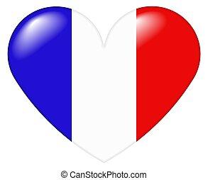 Coeur françois  - Fr
