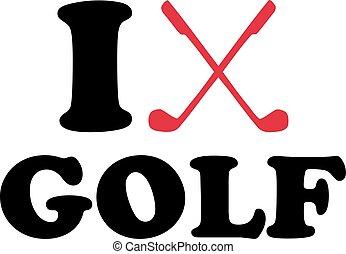 coeur, golf
