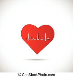 coeur, graphique