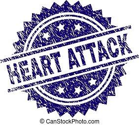 coeur, grunge, timbre, textured, attaque, cachet