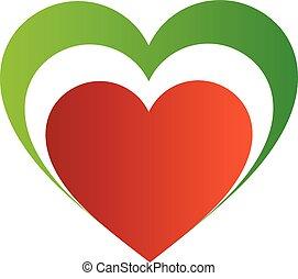 coeur, italien
