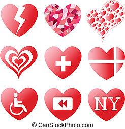 amour retour ic ne rose coeur amour deux signe vecteur search clip art. Black Bedroom Furniture Sets. Home Design Ideas