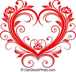 coeur, valentin