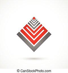 coeur, vecteur, géométrique