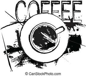 cofee, concept