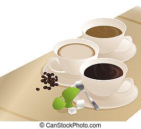 coffee., カップ, 3