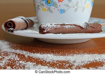 Coffee and cream 3
