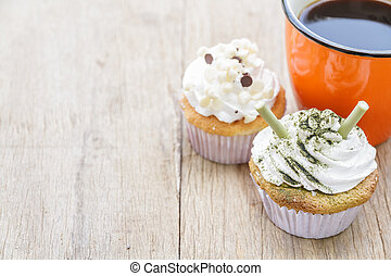 Coffee and Cupcake