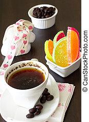 Coffee and jujube