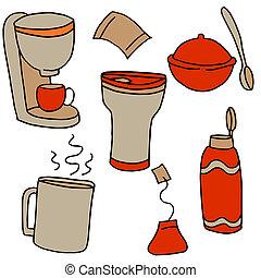 Coffee and Tea Items