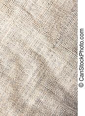 A coffee bag texture