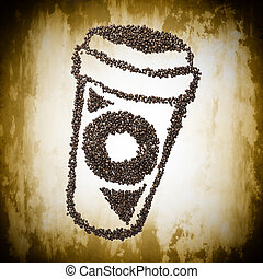 Coffee Bean To Go Cup