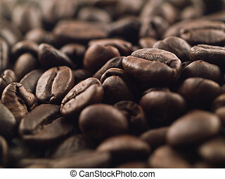 Coffee Beans Narrow DOF 2