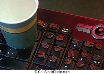 Coffee break (pause)
