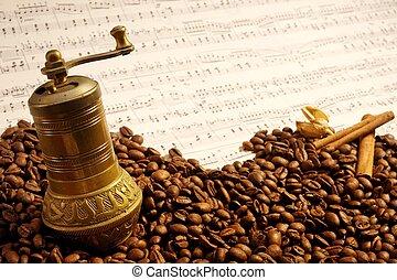 Coffee concept.