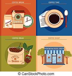 Coffee Concept Set